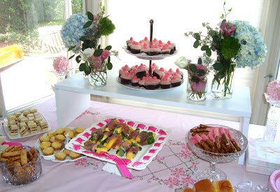 Miss Cupcake's Christening