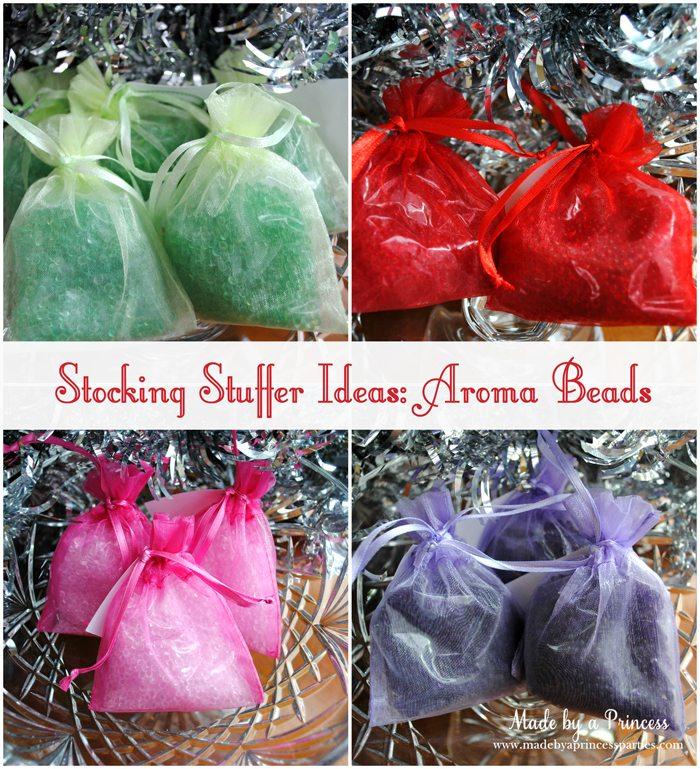 stocking stuffer ideas aroma beads