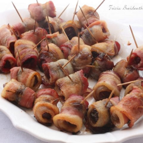Date Rumaki - The perfect party food