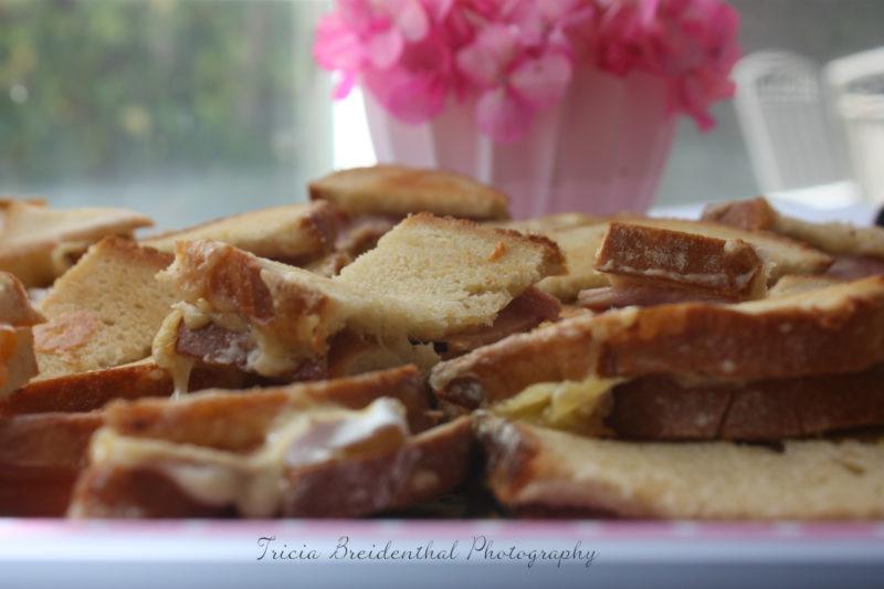Recipe Mini Croque Monsieur Sandwiches
