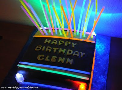 Excellent Birthday Cake Recipe Lasertag Party Key Lime Cake Made By A Funny Birthday Cards Online Inifofree Goldxyz