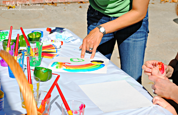 Kids St Patricks Day Party Ideas activity for preschoolers and moms