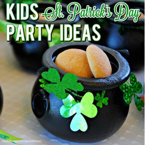 Kids St Patricks Day Party Ideas sure to bring some good luck this year