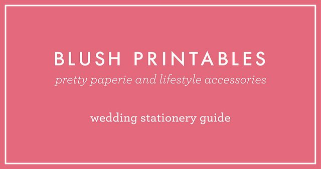 Most Common Ways to Print Invitations
