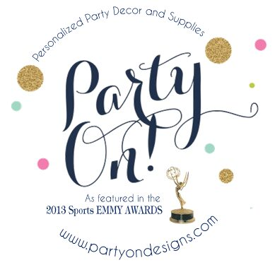 Party on Logo