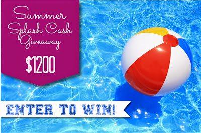 Splash Cash Giveaway