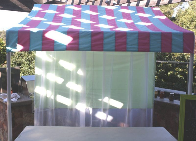 & How to Make a PVC Canopy - Made by A Princess