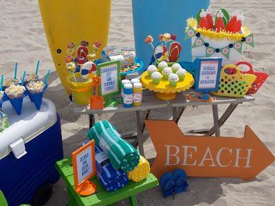 Kick Off Summer Beach Bash