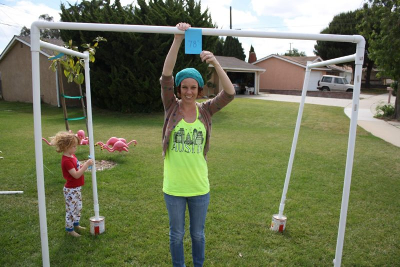 How To Make A Pvc Canopy Made By A Princess  sc 1 st  Acpfoto & Diy Pvc Pipe Canopy - Acpfoto