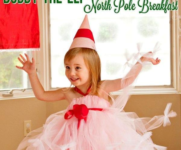 Buddy the Elf Movie Inspired North Pole Breakfast