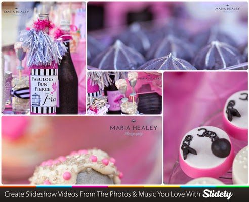 Divorce Party Slideshow