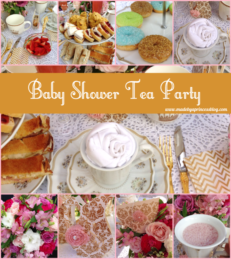 Baby is Brewing Tea Party