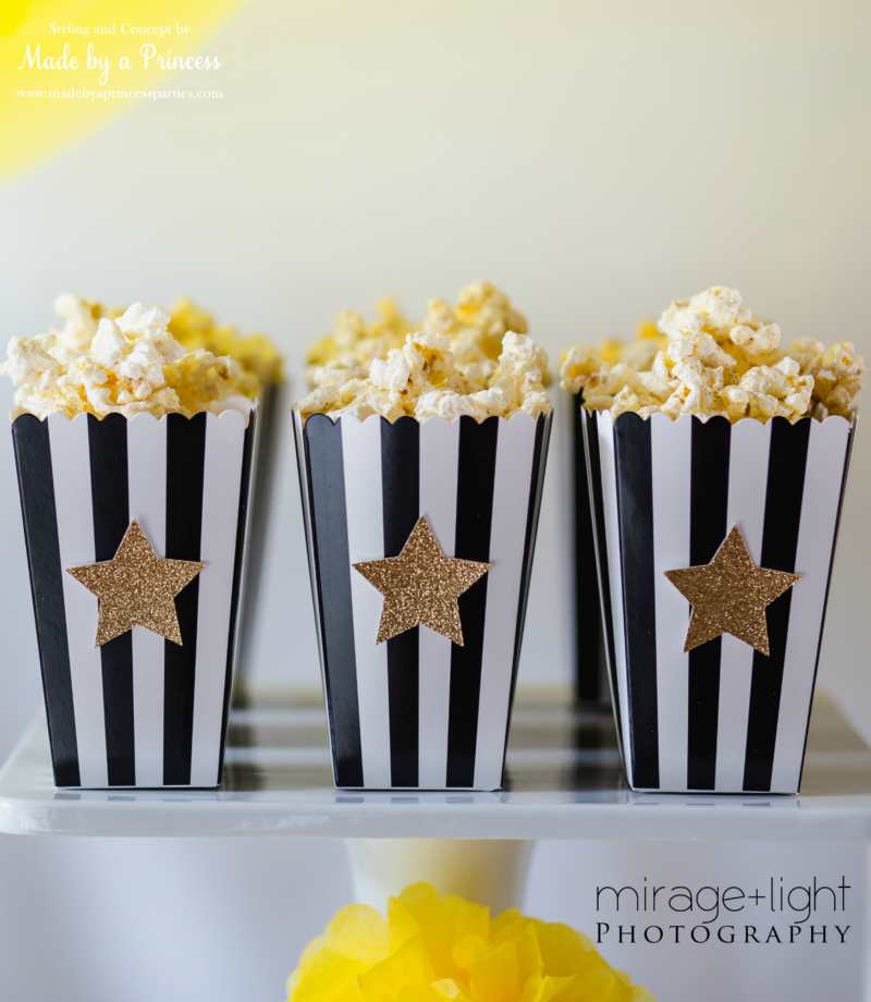 Candy Buffet KoyalBWYG popcorn