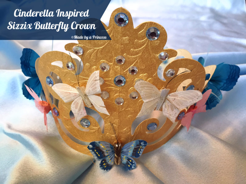 sizzix crown tutorial main