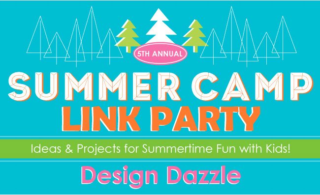 Summer Camp Linky Party