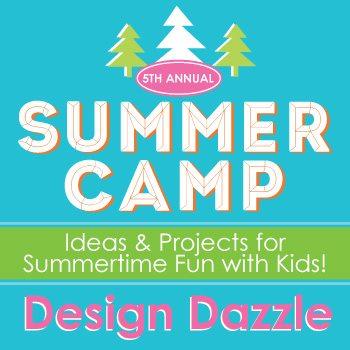Design Dazzle Summer Camp series