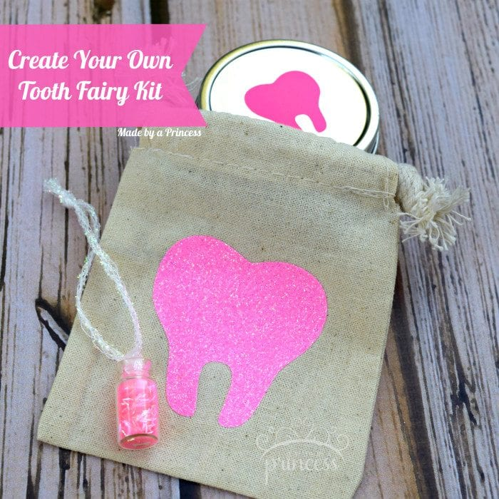 Create Your Own Tooth Fairy Kit