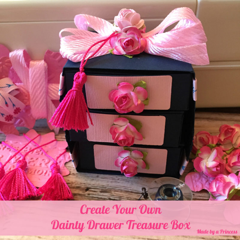 Create Your Own Dainty Treasure Box