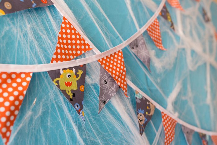 Monster Mash Party Ideas Will make you scream in delight halloween bunting