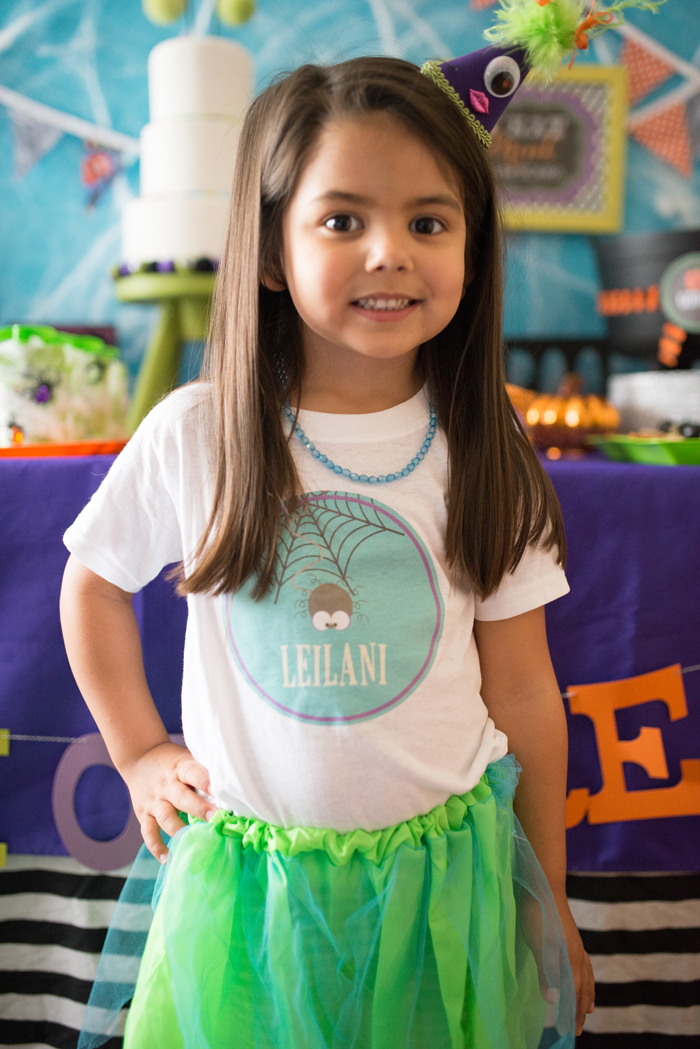 Monster Mash Party Ideas custom shirts