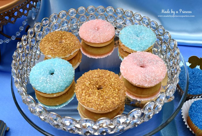 Princess Cinderella Party Will Leave You Enchanted donuts