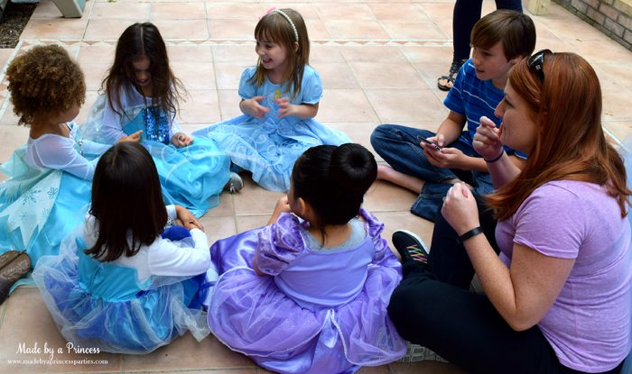 Princess Cinderella Party Will Leave You Enchanted pass the slipper