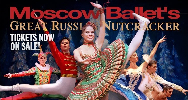 Exclusive Ticket Offer for Moscow Russian Ballet Nutcracker