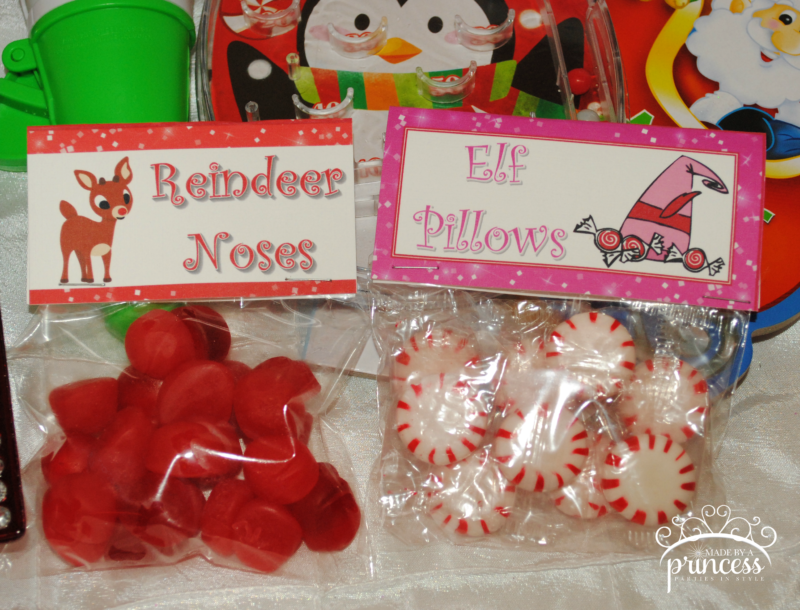 reindeer noses and elf pillows wm