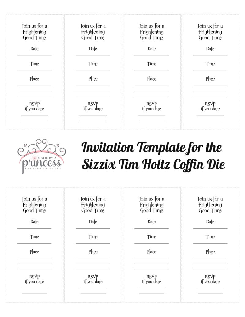 sizzix coffin printable invitation file 2
