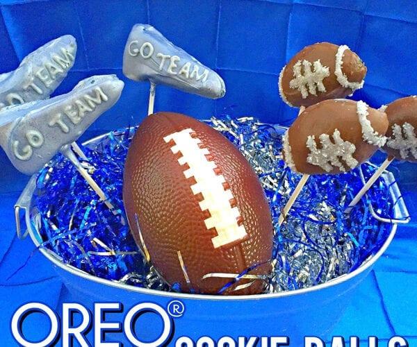 OREO Cookie Balls Big Game Treats