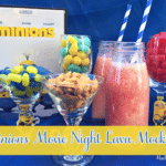 minions movie night lava mocktail main