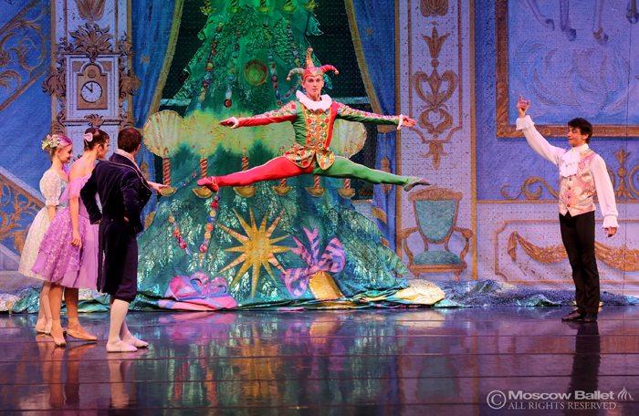 moscow ballet nutcracker jester