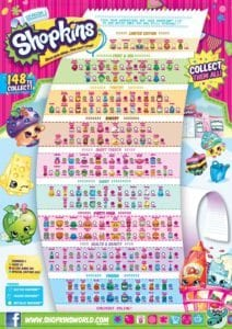 image regarding Shopkins Printable List named Shopkins Cost-free Downloads