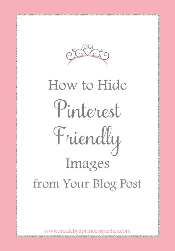 hide pinterest friendly images pin it