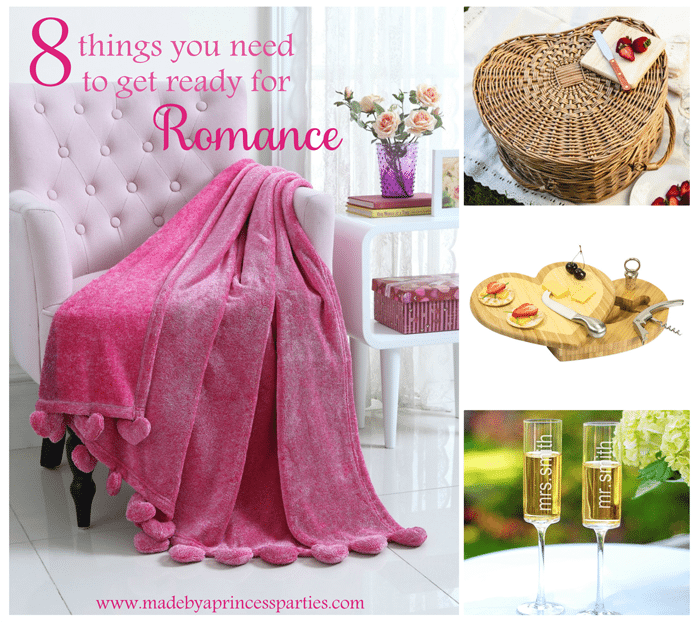 8 Things You Need to Get Ready for Romance