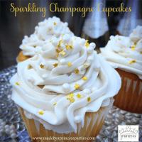 Champagne Flavored Swiss Meringue Buttercream Recipe