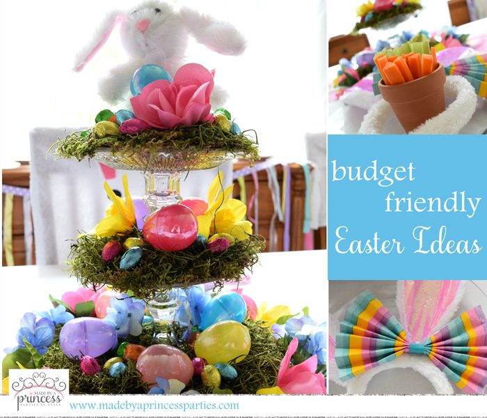 Budget Friendly Easter Ideas