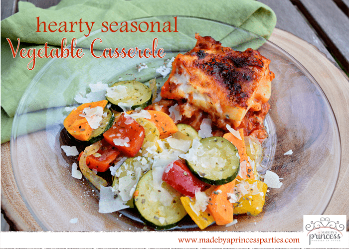 Hearty Seasonal Vegetable Casserole Recipe