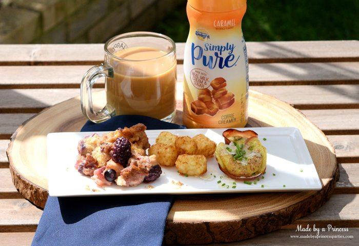 seasonal fruit bread pudding recipe meal 2
