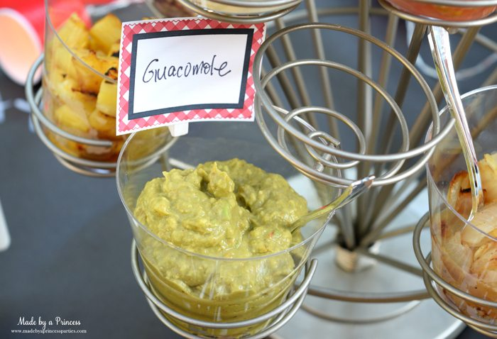 heinz build your own burger bar homemade guacamole