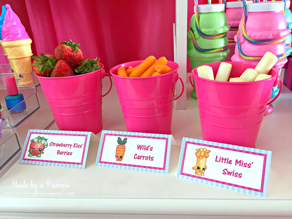 This is an image of Free Printable Shopkins Food Labels inside printable miss twist