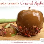 spicy crunchy caramel apple recipe