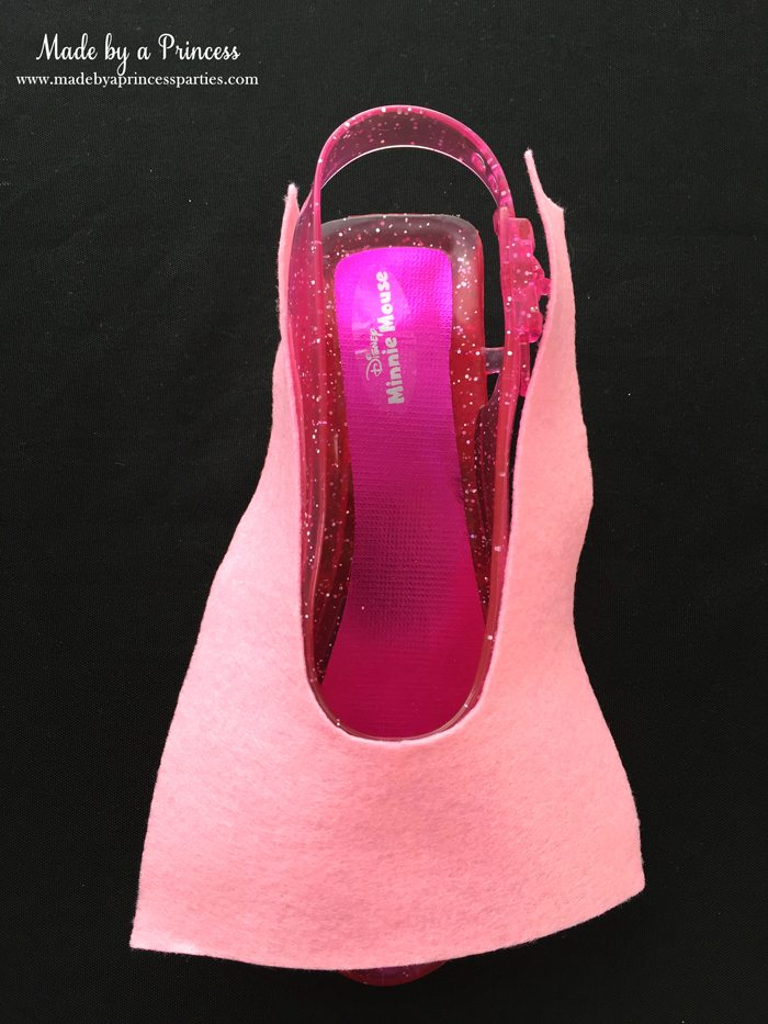 diy-shopkins-shoppie-halloween-costume-minnie-mouse-dress-up-shoes-place-over-shoe-to-determine-where-to-cut-to-avoid-buckle