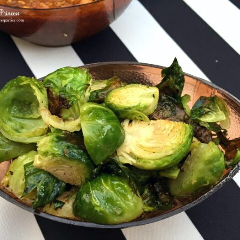 How to Make Roasted Brussel Sprouts