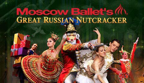 Moscow Ballet's Nutcracker Exclusive Discount