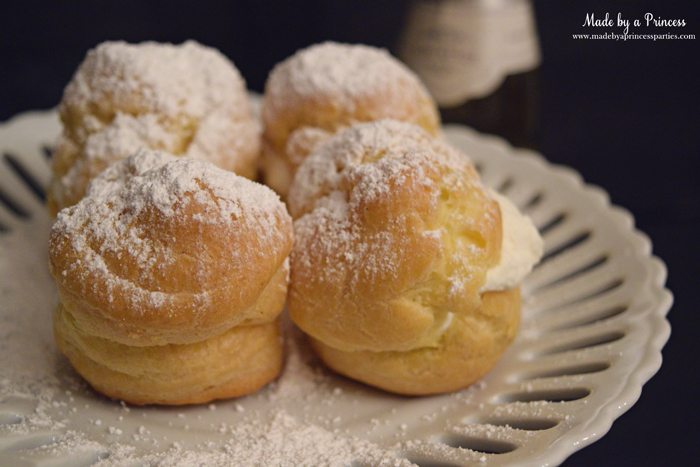 easy-champagne-cream-puffs-recipe-with-powdered-sugar-light-and-airy-puffs