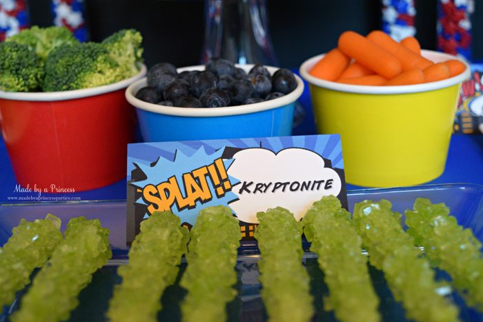 Superhero-Inspired-Party-Food-Ideas-Free-Printables-kryptonite