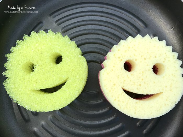 6 tools to make spring cleaning easy scrub daddy and scrub mommy sponge side