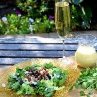 Honey Champagne Vinaigrette