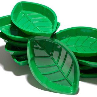 Moana Party Ideas leaf bowl